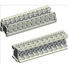Connecteur IDC blanc 1,27 mm