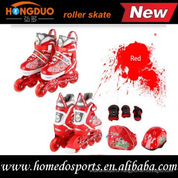 4 wheel kids roller skates for wholesale