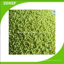 Fabricação Amoníaco-Ácido Processo de Amonização ou Pulverização Granulação Complexo NPK Fertilizante