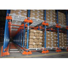FIFO Automated Radio Shuttle Satellite Pallet Racking