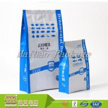 Trade Assurance Custom Printed Side Gusset Alimentación para animales acuáticos Comida Embalaje Bolsa de pescado
