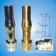 Aerated Frost Shape Fountain Nozzle (ZQ15-ZA40)
