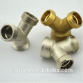 Brass metal joint connector