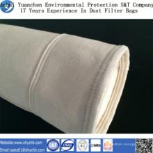 Saco de filtro do coletor de poeira de Aramid para a indústria da metalurgia