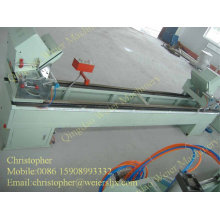 Sell PVC Profile double head saw cutter-plastic machinery