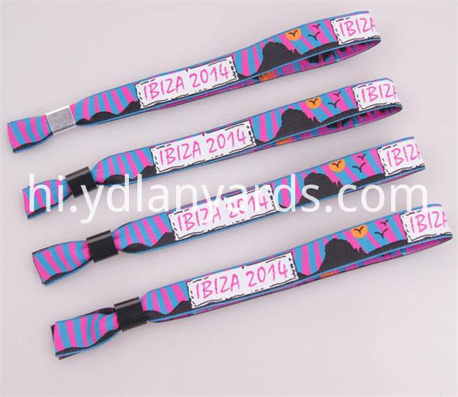 30CM Length wristbands