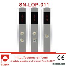 Panel del botón del elevador de Cop Lop (SN-LOP-011)