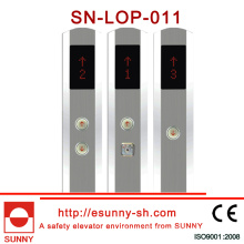 Painel de botões de elevador Cop Lop (SN-LOP-011)