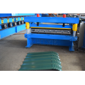 Steel Profile Tiles Curving Bending Forming Machine