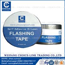 Self adhesive waterproof tape for repair