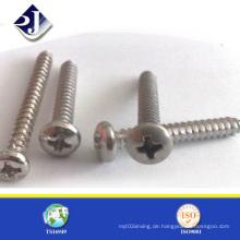 DIN7981 Stahl verzinkt selbstschneidende Schraube