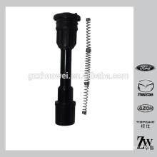Engine Ignition Coil Rubber Boot for various kinds of cars ZZY1-18-T08 FP85-18-T08 ZJ01-18-T08