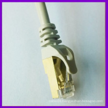 OEM manufacture 10G cat6a sftp ethernet network patch cord patch cable
