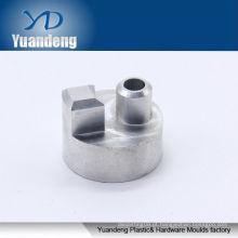 Cnc usinagem parte para perfil personalizado alumínio 6061 tampa