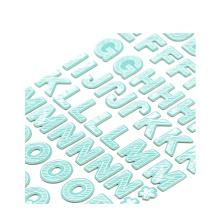 Пользовательские сделать алфавит письмо дети наклейки виниловые наклейки