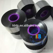 Máquina de embalaje de la impresora Markem Videojet Domino TTO cinta negra 25mm * 600m 33mm * 600m