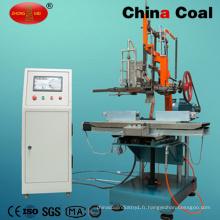 Machine commerciale de tufting de brosse d'axe de fabricant de brosse de brosse