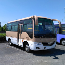 Low Price 20 Seats Diesel Bus in Sales Promotion