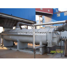 Hollow blade dryer for pharmaceutical