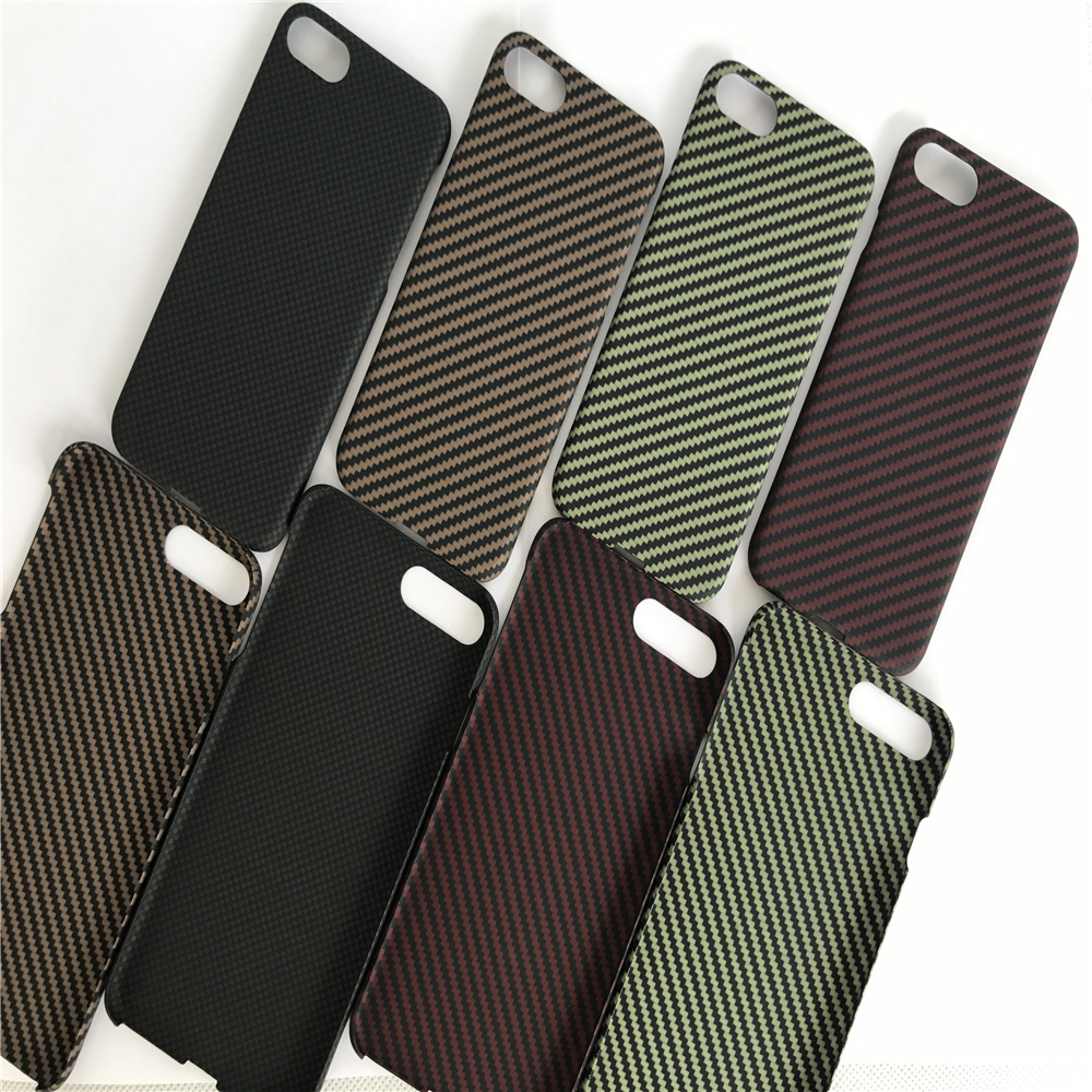 Good Price Aramid Fiber Phone Case