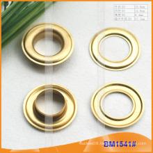 Inner 14.6MM Brass Eyelets for Garment/Bag/Shoes/Curtain BM1541