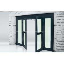 Balanço automático de portas para prédios de escritórios