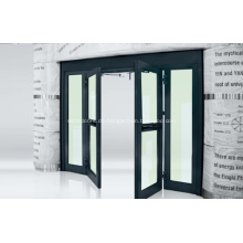 Automatische Drehtüren für Bürogebäude
