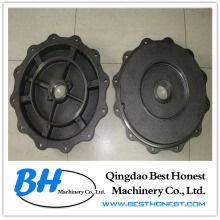 Pump Covers (Iron Casting)