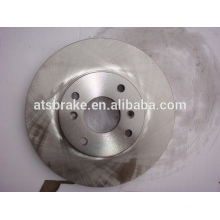 Replacing brake automobile brake disc
