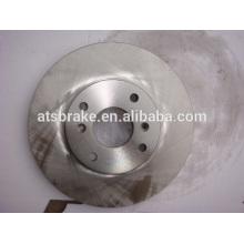 Replacing brake automobile brake disc