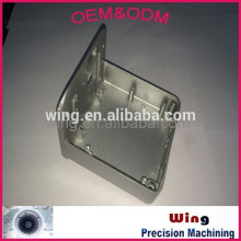 OEM factory die-casting Magnesium alloy box accesories
