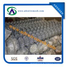 100% neue Material hohe Qualität PVC beschichtet Maschendrahtzaun