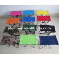 Nuevo diseño portátil mini plegable silla de bolsillo
