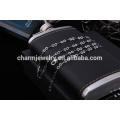 2016 Collar simple BSL003 de la cadena del acero inoxidable de la joyería del nuevo diseño