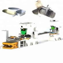 Equipamentos para máquinas para fabricação de latas de duas peças
