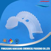 Пластиковые Ужина Седловины Intalox
