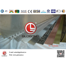 Globond Stainless Steel Wall Panel 004