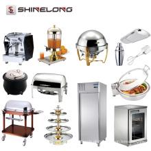 Kommerzielle industrielle Hotel-Restaurant-Edelstahl-Buffet-Satz-Küchen-Ausrüstung