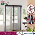 Rideau de porte à moustique magnétique mains libres