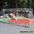 Custom easy install aluminum outdoor stage backdrop design