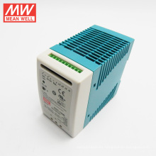 Fuente de alimentación Mean well DRC-100B con cargador de batería