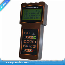 Hand-Held Ultrasonic Transducer Flow Meter/Portable Ultrasonic Flow Meter-Digital Flow Meter