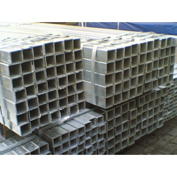GI square steel pipe