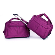 Trolley Travel Bag with Aluminum Luggage