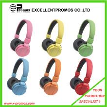 Красочные наушники дизайн с Custom Logo (EP-H9179)