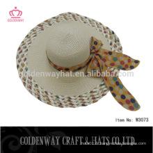 Chapeaux de soleil de plage