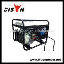Генератор бензиновой сварки BISON (Китай) BS6500WG