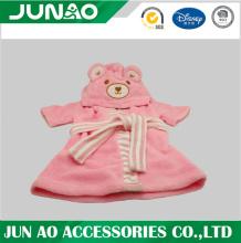 OEM Custom Terry Cloth Hooded Sleepwear Housecoats