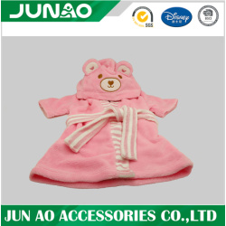 OEM Custom Terry Cloth Hooded Sleepwear Housecoats