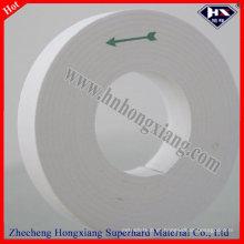 Roda de feltro de 150mm para polimento fino de vidro